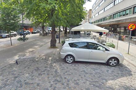 Nygatan i Gävle